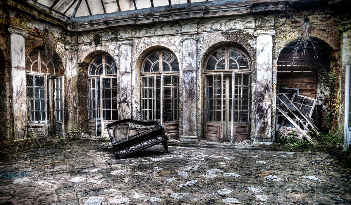 Abandoned Places In Poland
